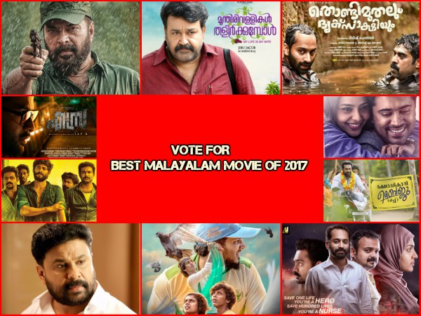 top rated malayalam movies 2017