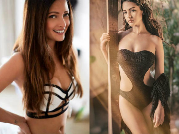 Black Or White Bikini! In which One Does Riya Sen Look The Hottest?