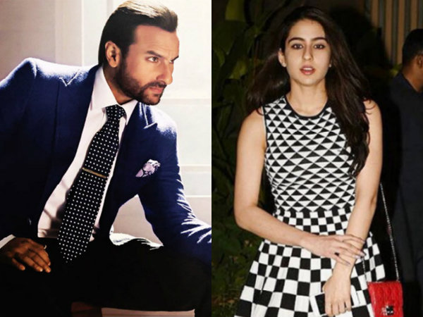 Saif Ali Khan: When Sara's Kedernath Releases, It Will Be Like My Own Film Is Releasing!