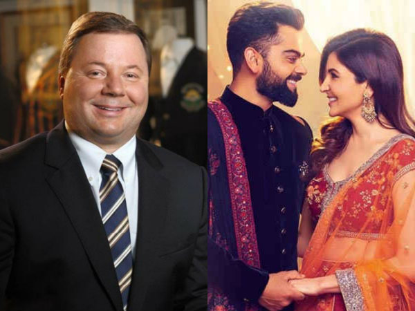 Adelaide Cricket Ground CEO Wants Anushka Sharma & Virat Kohli To Wed In The Stadium!