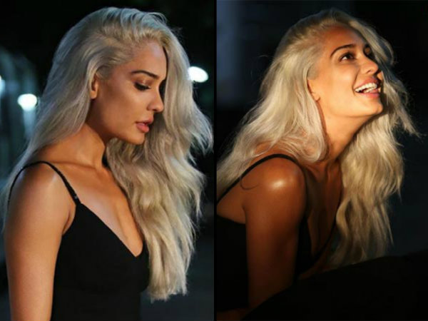 Lisa Haydon Goes Platinum Blonde! Gets A Complete Makeover & You Can't Stop Staring!