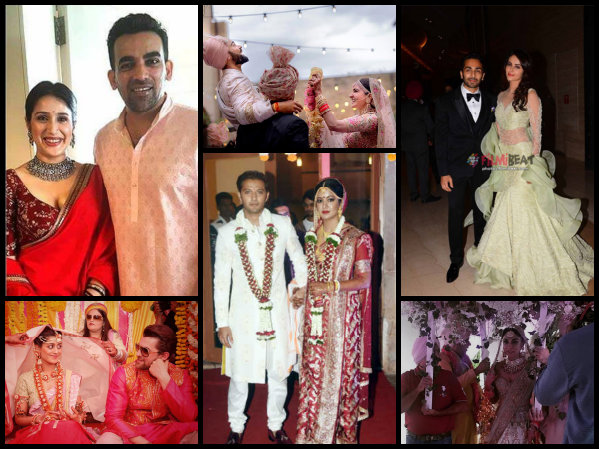 FLASHBACK 2017: Not Just Anushka Sharma & Virat Kohli, These B-town Stars Also Got MARRIED This Year
