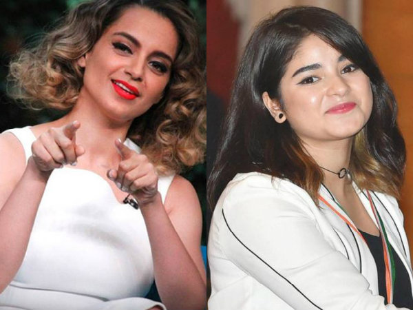 Kangana Ranaut Supports Zaira Wasim: It's Highly Offensive, I Would Have Broken His Leg!