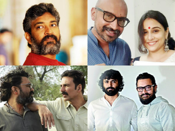 Vote Now! BEST OF 2017: Which Bollywood Director Owned The Year - Rajamouli, Advait, Saket Or Ravi?
