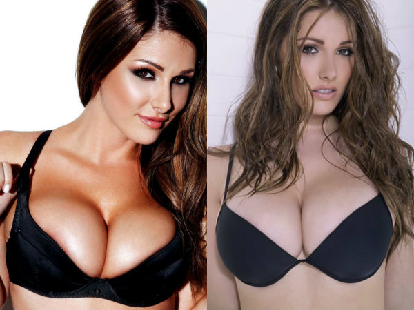 Busty Siren Lucy Pinder's Bra Pics Will Make Your Head Spin!