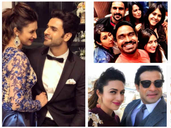 Divyanka Tripathi Celebrates Her Birthday In Thailand With Hubby Vivek; YHM Actors Shower Wishes