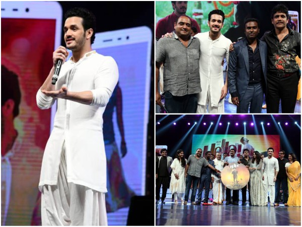 IN PICS! Hello Audio Launch Ceremony Turns Out To Be A Star-studded Event!