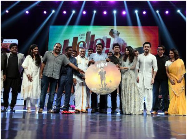 IN PICS! Hello Audio Launch Turns Out To Be A Star-studded Event!