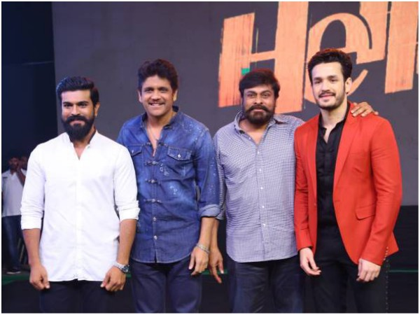 Why The Relationship Between Mega & Akkineni Families Is Worth Envying?