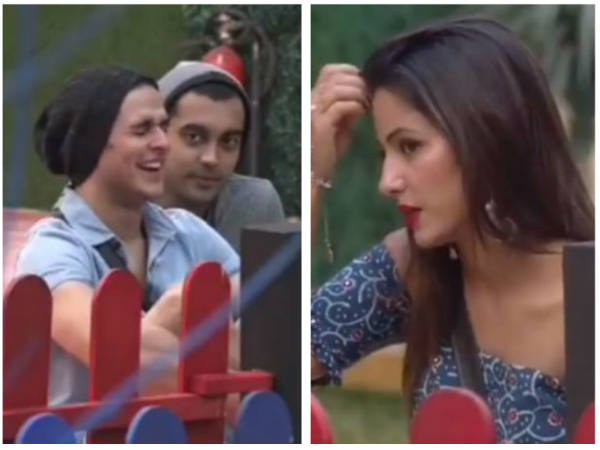 Bigg Boss 11: Shocking! Priyank Sharma Calls Vikas Gupta 'V*gin*'; Fans Lash Out At Him!