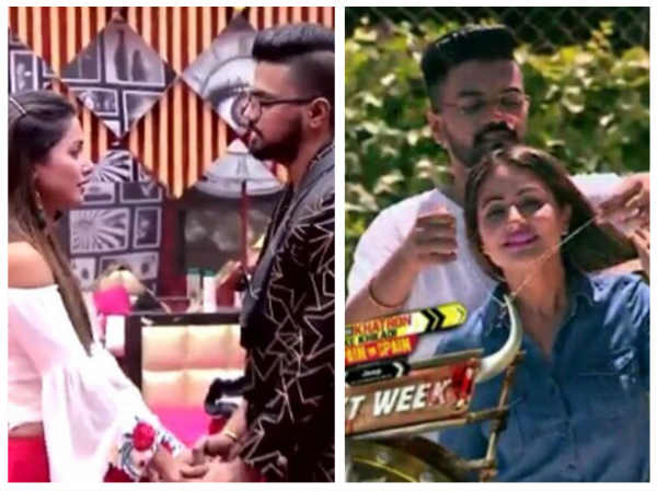 Bigg Boss 11: Was Rocky's Proposal To Hina Khan A PUBLICITY STUNT?