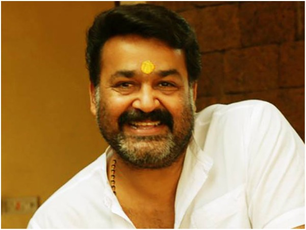 Mohanlal's Toned-down Avatar Is The Talk Of The Social Media!
