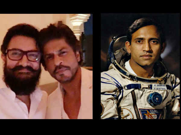 O TERI! Shahrukh Khan To Star In Rakesh Sharma Biopic Post Aamir Khan's Exit?