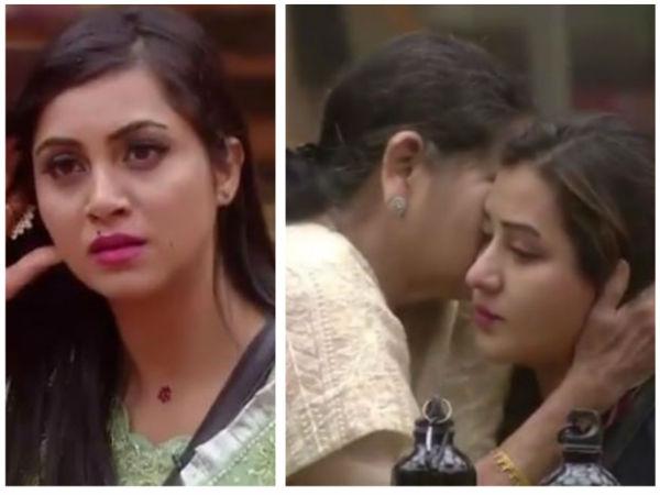 Bigg Boss 11: Shilpa Shinde's Mother Is HURT With Arshi Khan's Behaviour; Celebs Slam Arshi!