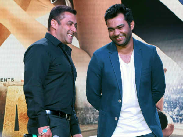 WOW! Ali Abbas Zafar Becomes A New Member Of Salman Khan's Work- Family