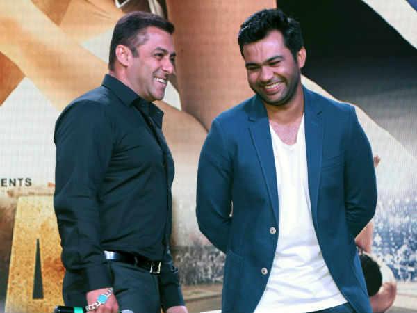 WOW! Ali Abbas Zafar Becomes A New Member Of Salman Khan's Work- Family