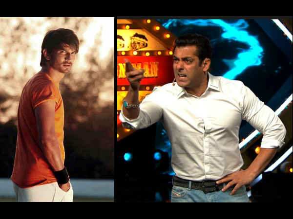 DON'T MESS WITH HIM! Salman Khan Blasts Sushant Singh Rajput For Misbehaving With This Actor?