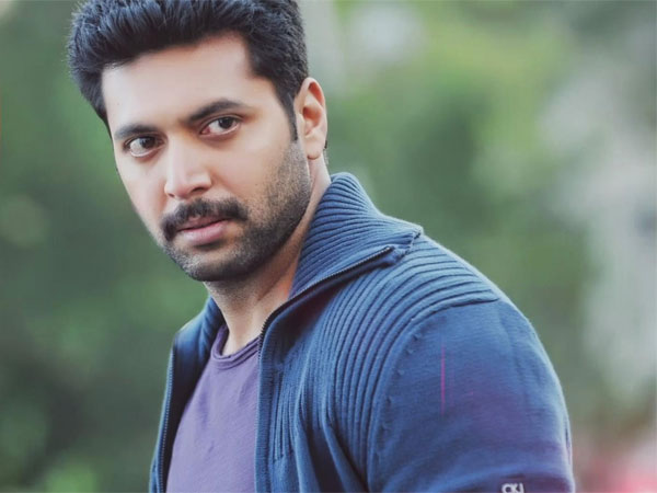 Jayam Ravi's Next Movie Gets A Title!