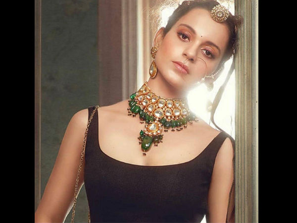 Kangana Ranaut Keen To Pen A Book On Her Life!
