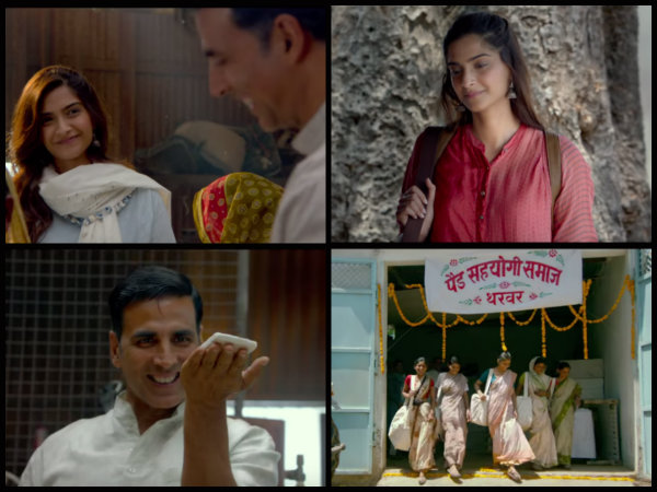 SUPERHERO HAI YE PAGLA! 5 Things We Just LOVED About Akshay Kumar Starrer Padman's Trailer!