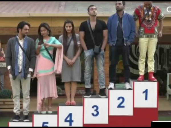 Akash & Puneesh Occupy Top 2 Spots