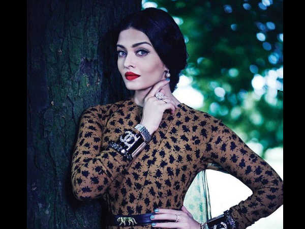 A Challenging Role For Aishwarya