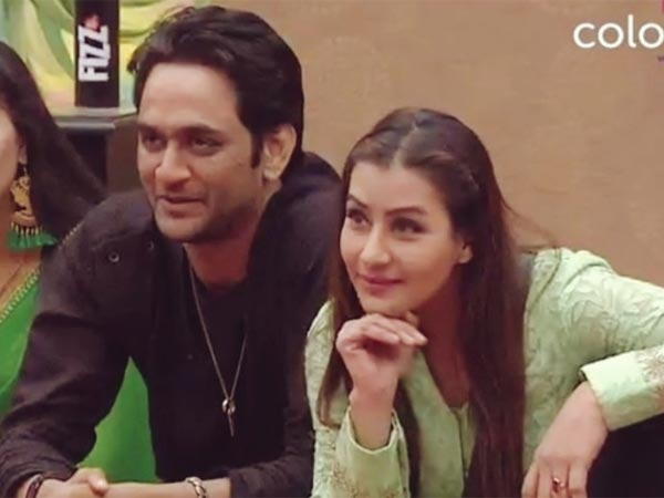 Kishwer Supports Vikas, Likes Shilpa