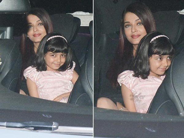 My Day Begins & Ends With Aaradhya