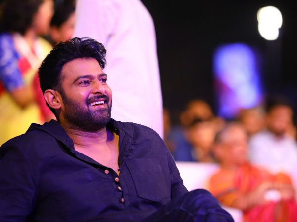 Prabhas' Only Concern Is To Choose Project With A Universal Appeal