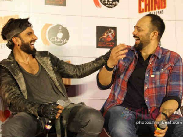Ranveer On Collaborating With Rohit Shetty For The First Time