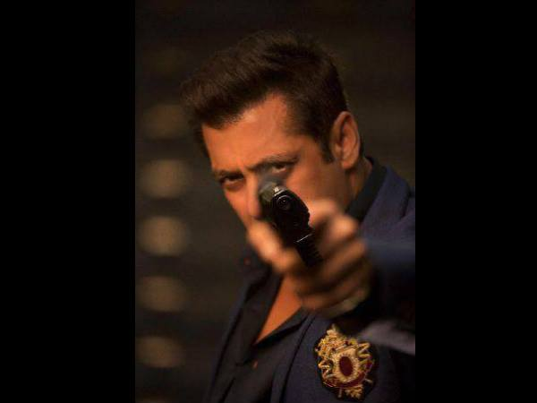 Salman's First Look From The Film Had Created A Lot Of Anticipation