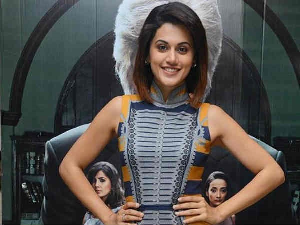 Taapsee Doesn't Mince Her Words