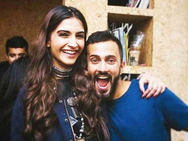 Sonam Keeps Sharing The Pictures With Her Fans