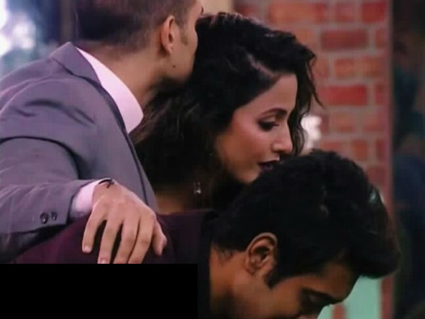 Luv Got Saved When He Was Nominated With Priyank