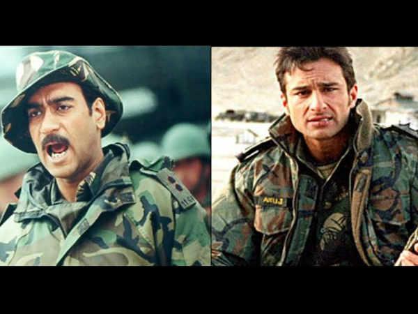Ajay Devgn And Saif Ali Khan