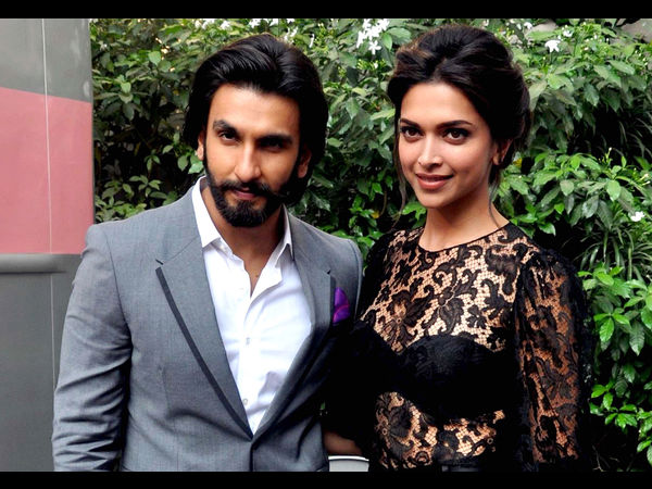 Ranveer Is Deepika's Best Friend