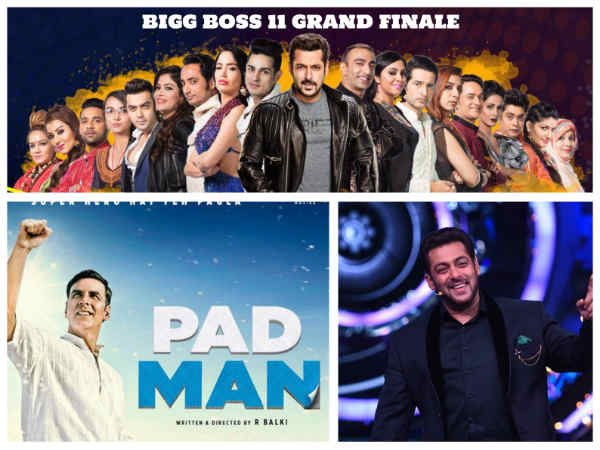 Bigg Boss 11 Grand Finale This Sunday!