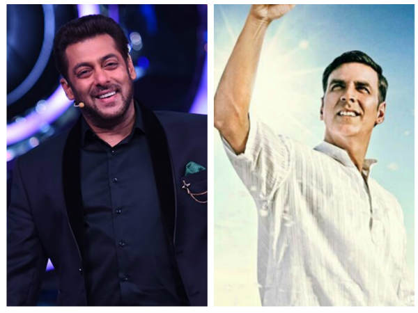 All Is Well Between Akshay & Salman