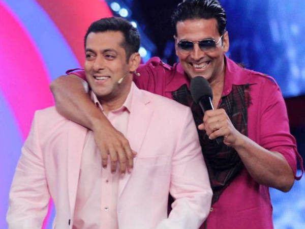 Akshay & Salman Are Great Buddies!