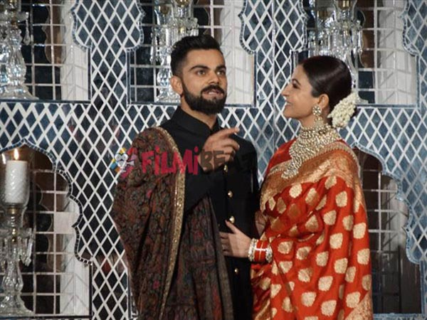 Sabyasachi On Receiving Negative Reactions On Anushka's Wedding Reception Look
