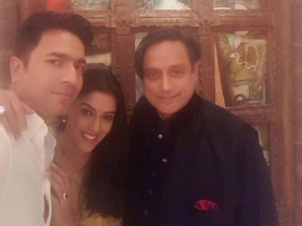 Asin shares a glimpse of her newborn baby girl