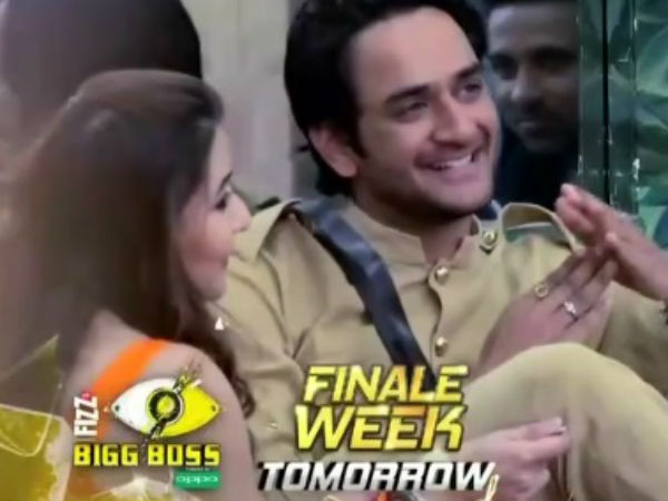 Vikas & Shilpa's Chemistry Is Really Good!