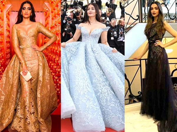 Sonam's Look Was Better Then Aishwarya's