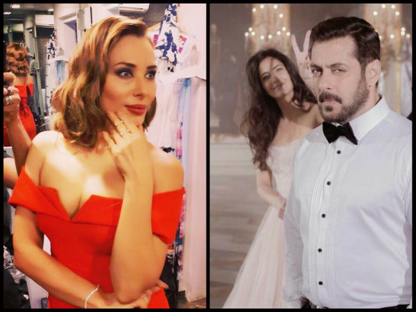 LOVE TRIANGLE! Iulia Vantur Reacts To Her FIGHT With Katrina Kaif; Says She TRUSTS Salman Khan