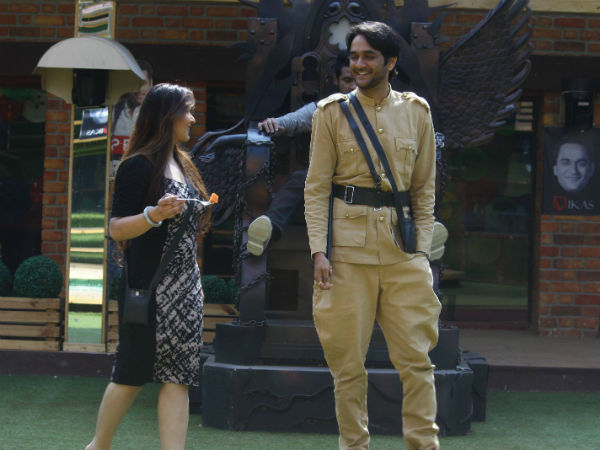 Vikas Apologises to Shilpa