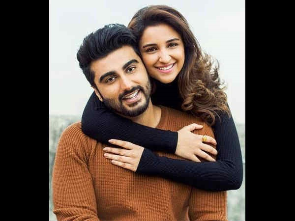 Why Parineeti Feels Arjun's A Lucky Boy?