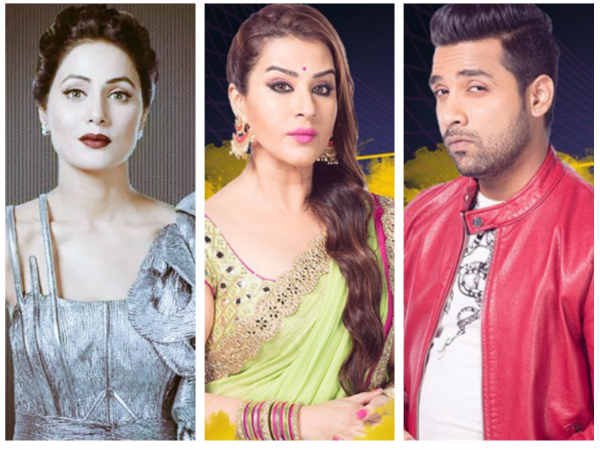 Shilpa Shinde Leads In BETS Followed By Hina Khan