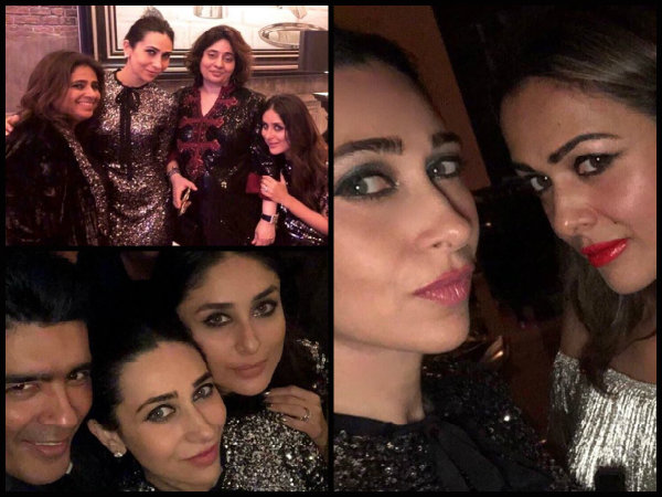 Karisma Rather Spotted Chilling With Her 'Girls'