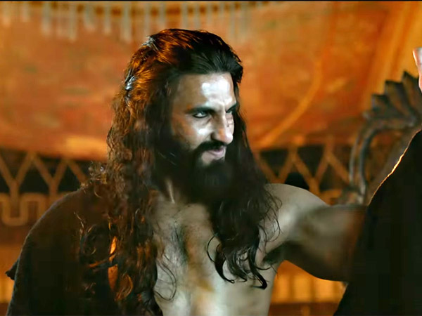Ranveer Faced A Lot Of Difficulties While Shooting Padmaavat