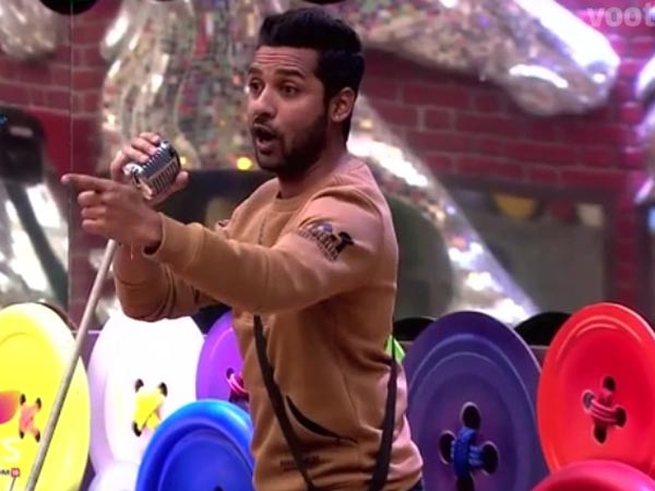Puneesh Gave 100% To The Tasks